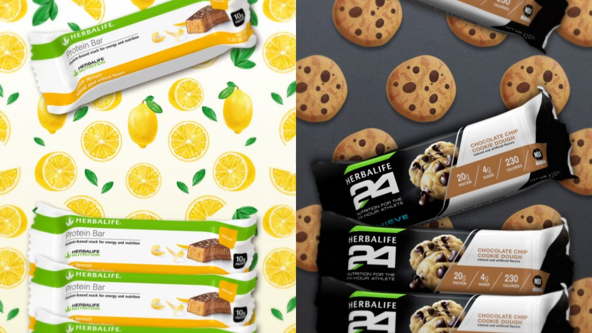 Herbalife Nutrition Protein Bars